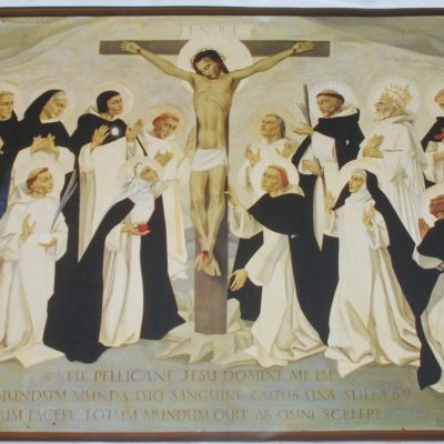 Dominican Saints Poster