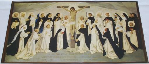 Dominican Saints Poster